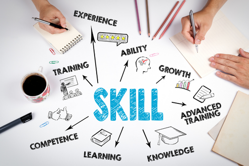 Building future skills through online project learning