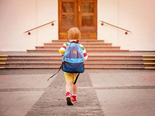 Supporting a child returning to school after lockdown