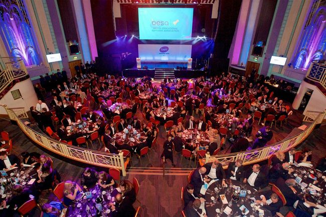 Recognising innovation and inspiring creativity at the globally acclaimed Bett Awards 2019