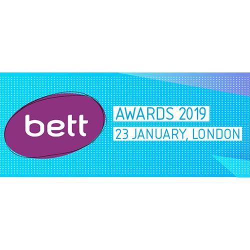 Bett Awards 2019 Winners Revealed