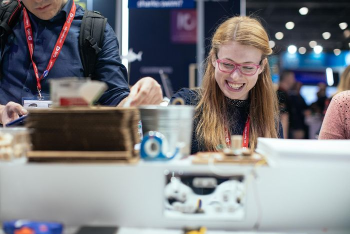 Starting out on the right foot: Start-up success at Bett UK with Scientific Literacy Tool