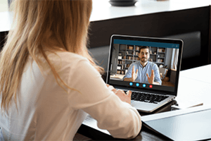 The steep learning curve of remote learning