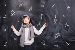How to give literacy a boost with music