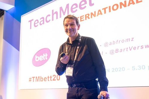 International TeachMeet- the remote edition