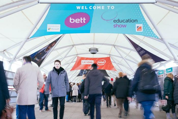 Bett And Education Show 2019 Review Bett Show At Excel London The World S Leading Education Technology Show