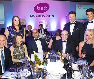 A New Bett Awards Category - The Impact Award