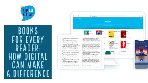 Books for every reader: How digital can make a difference