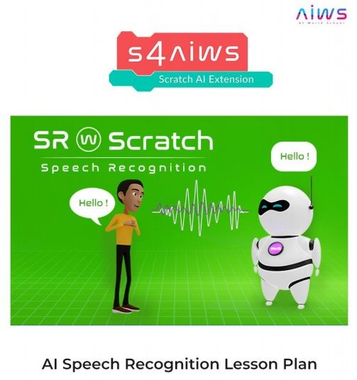 Speech Recognition- Using Scratch AI Extension