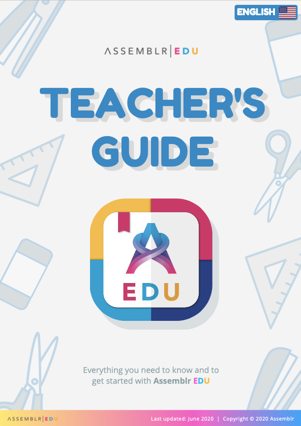 Teacher's Guide for Assemblr EDU
