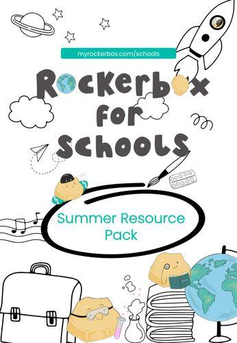 Rockerbox News Summer Learning Pack