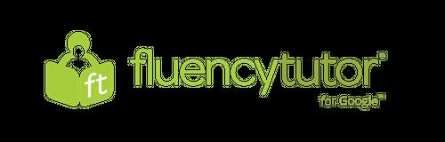 Fluency Tutor for Google flyer