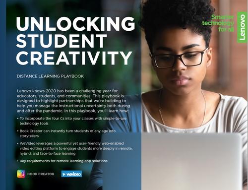 Unlocking Student Creativity