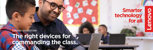 Lenovo Education - the right devices for commanding the class