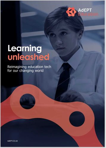 Learning Unleashed: Reimagining Education Technology for our Changing World