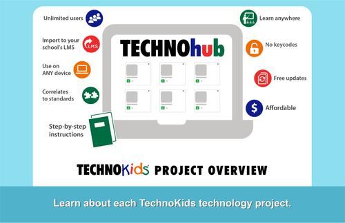 TechnoKids Project Overview