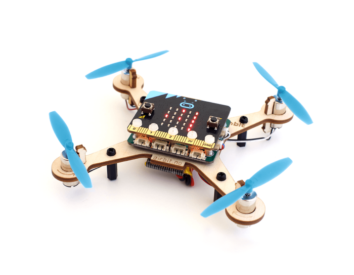 The micro:bit evolution with Drones and much more