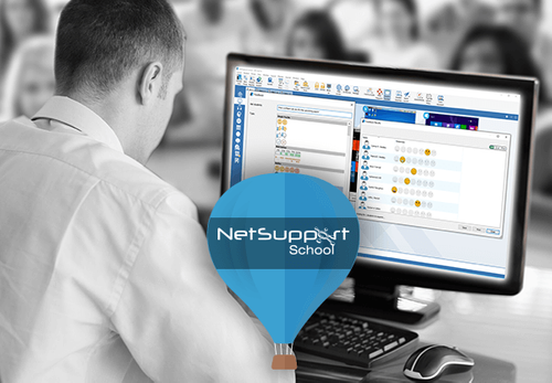 Classroom Instruction and Monitoring - NetSupport School