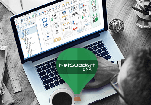 School IT Management and Reporting - NetSupport DNA