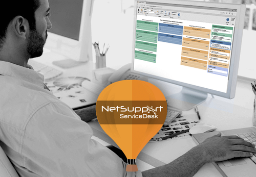 Helpdesk and Ticketing - NetSupport ServiceDesk