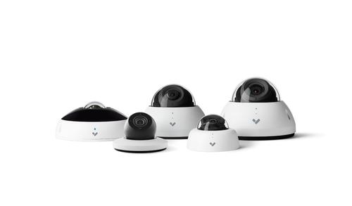Hybrid Cloud Security Cameras