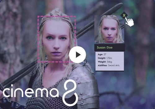 Cinema8 Interactive Video