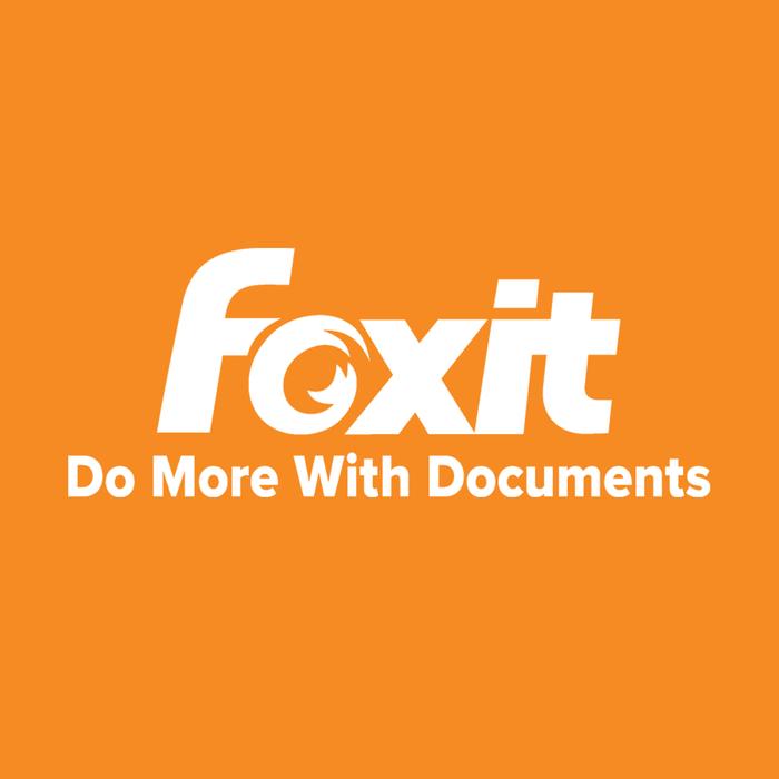 Foxit PhantomPDF Online