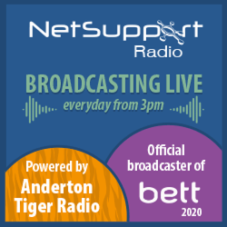 NetSupport Radio powered by Anderton Tiger