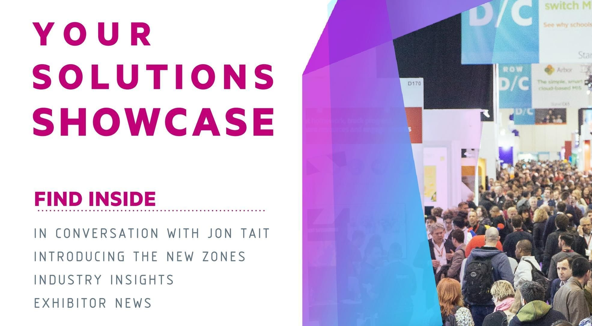 The Solutions Showcase