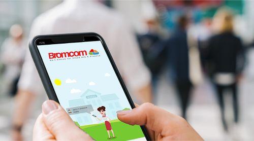 Bromcom Mobile Apps