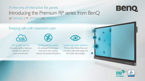 Premium RP Interactive Flat Panel Series