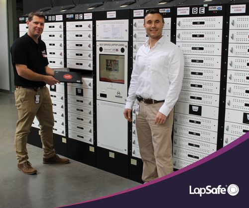 LapSafe Heads Back Down Under