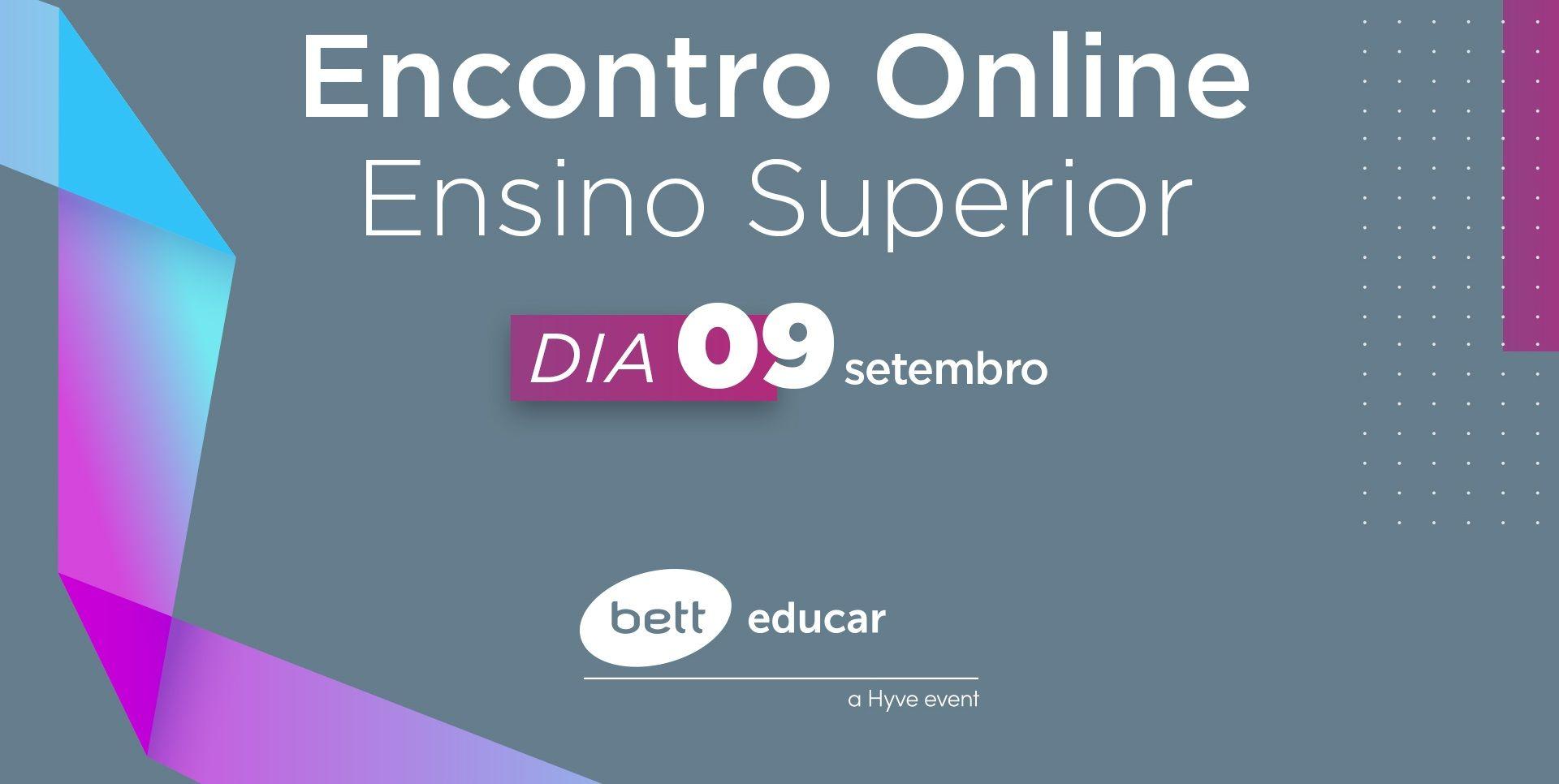 Encontro Online - Ensino Superior