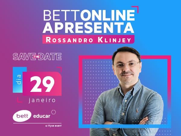 Bett Convida - Rossandro Klinjey