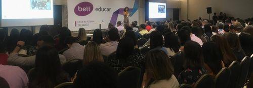 Encontro Regional de Salvador, realizado pela Bett Educar, apresentou tendências e debates relevantes para a educação do século XXI