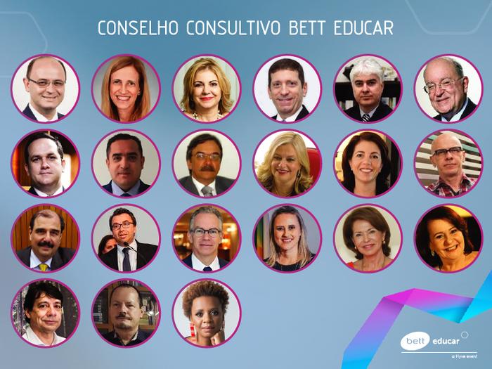 Conselho Consultivo da Bett Educar debate temas relevantes para serem tratados nos próximos eventos