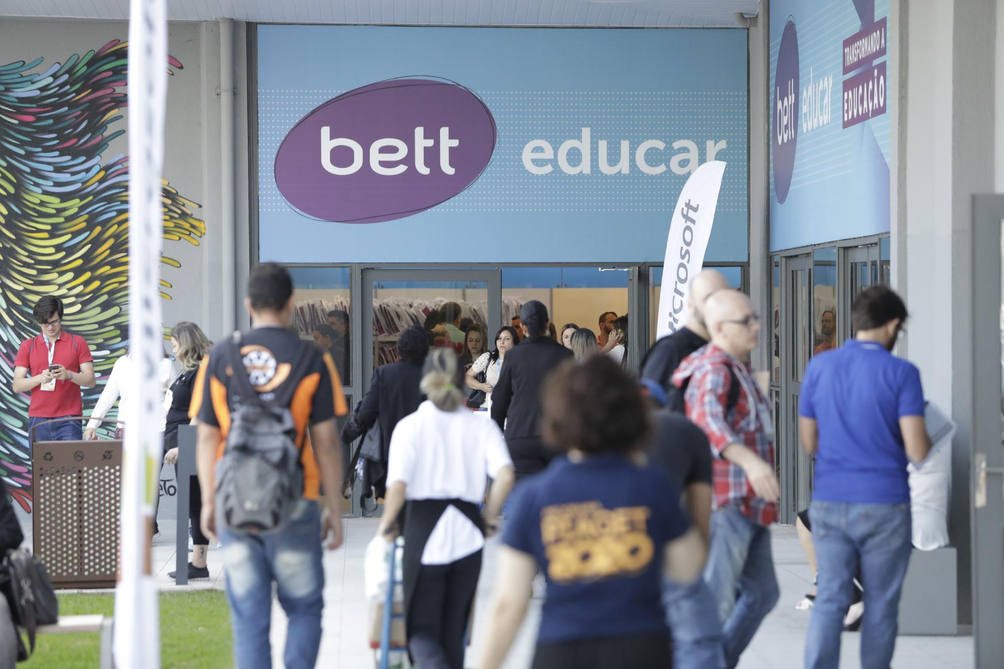 Saiba o que você encontrará no Congresso da Bett Educar 2020