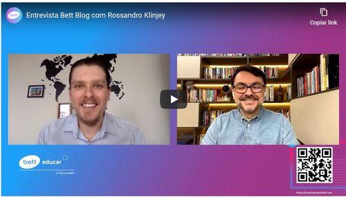 Entrevista com Rossandro Klinjey