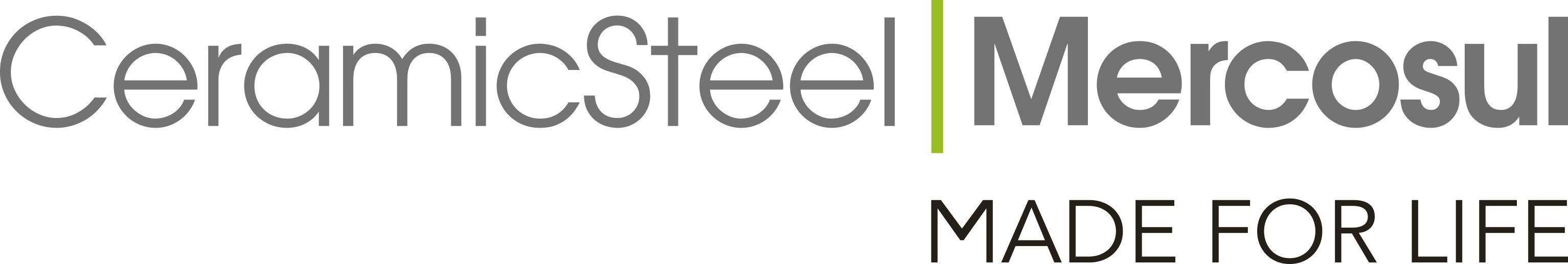 Ceramic Steel