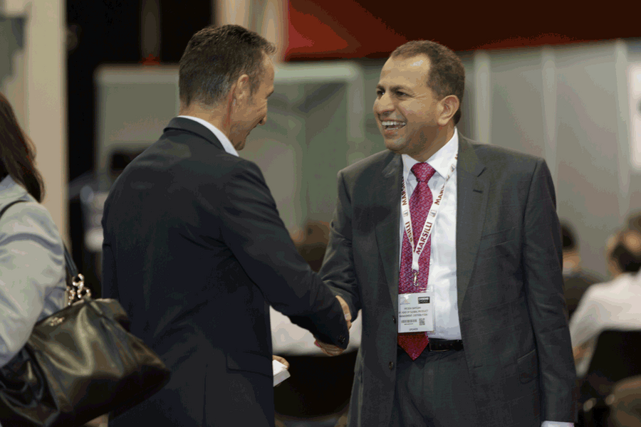 1200+ visitors, 100+ exhibitors – two days of networking and making connections