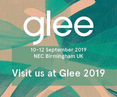 glee digital banner