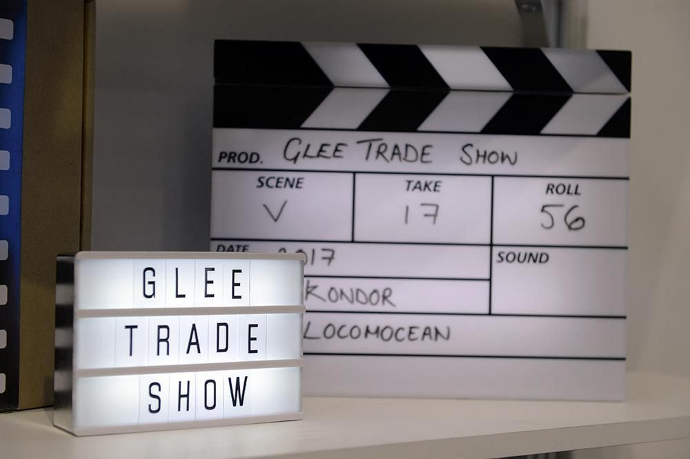 Glee at Spring Fair 2018