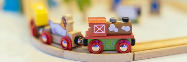 nec birmingham exhibitors and products - train set