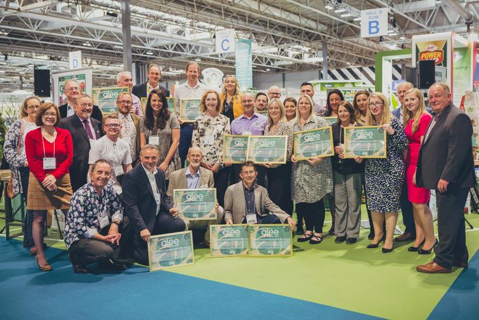 The Glee New Product Showcase 2019 winners are revealed