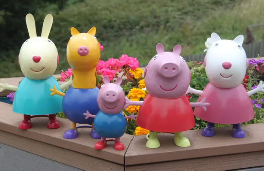glee gathering peppa pig and friends primus