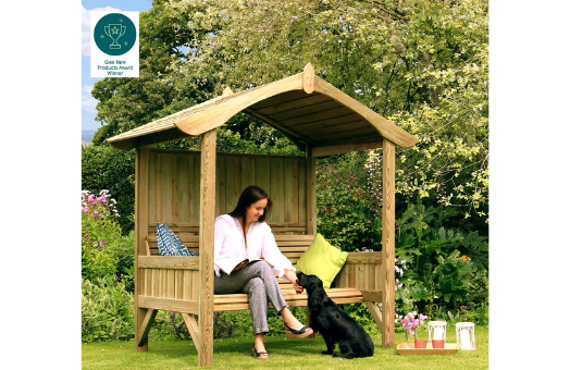 new product awards burghley arbour zest 4 leisure
