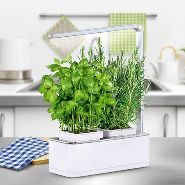 Glee- NEC Birmingham – JardiNice – Automatic Herbs Planter