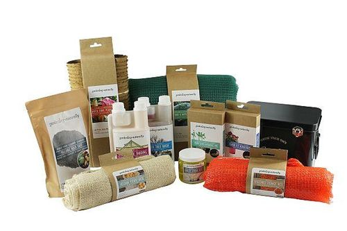 Gardening Naturally Launch 80 Products at GLEE