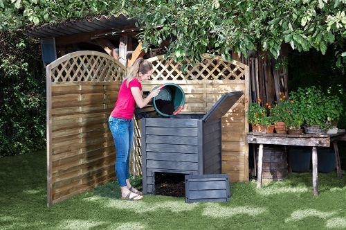 Garantia Compost Bin & Garden Sundries Brochure