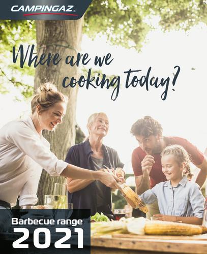 Campingaz BBQ Brochure 2021