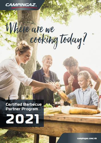 Campingaz BBQ Certified Partner Program 2021
